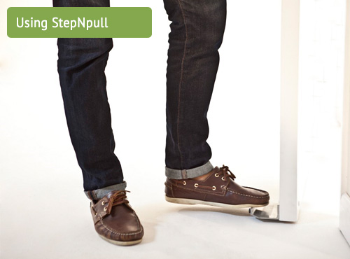 Using StepNpull